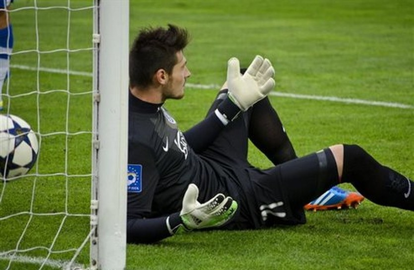 Денис Бойко, фото football.ua