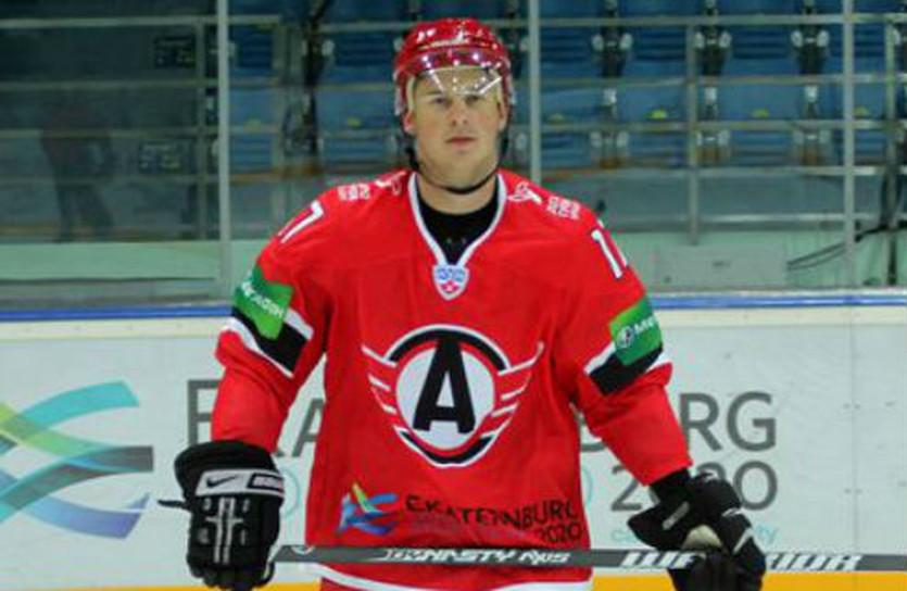 Илья Крикунов, КХЛ