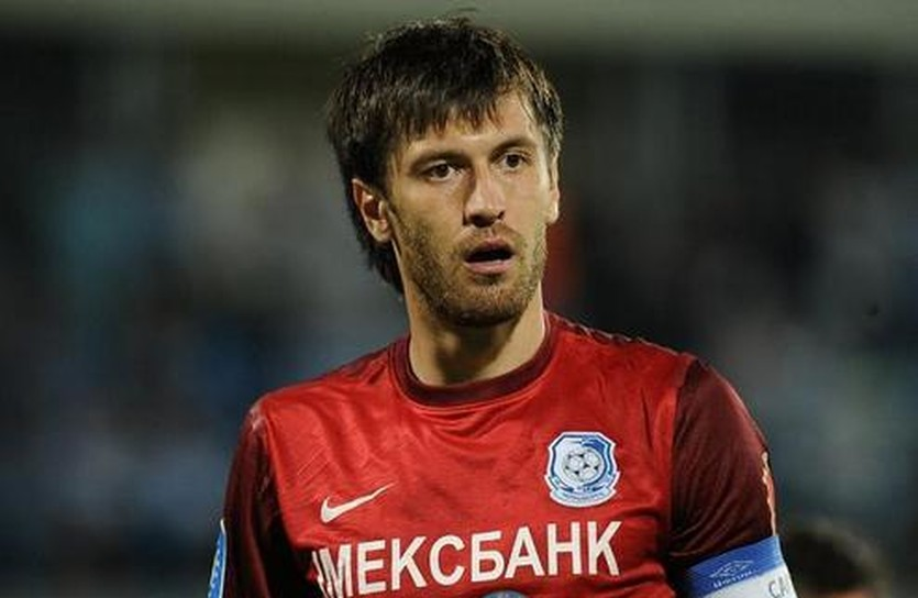 Дмитрий Безотосный, фото ФК Севастополь