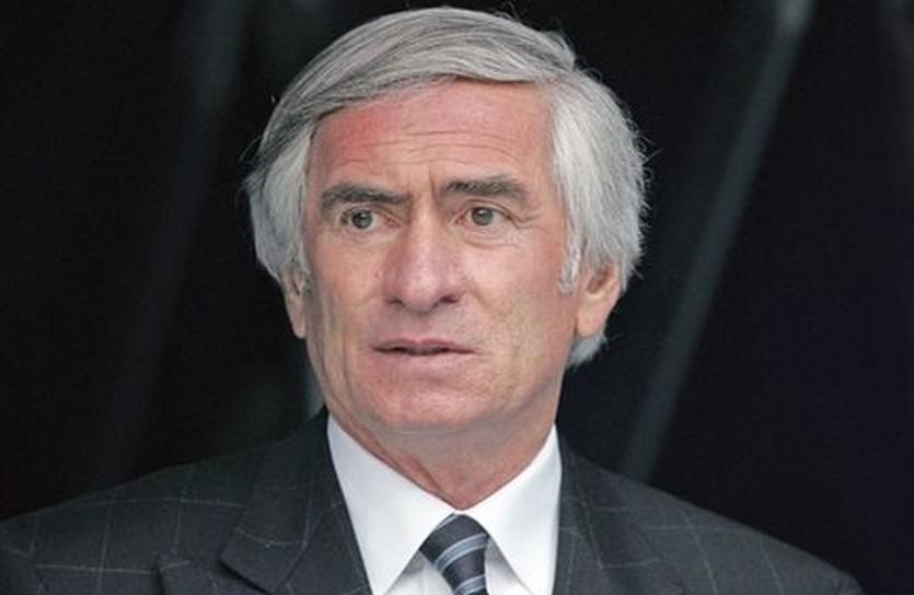 Резо Чохонелидзе, фото ФК Динамо