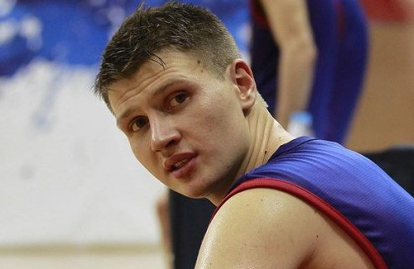 Андрей Воронцевич, фото ПБК ЦСКА
