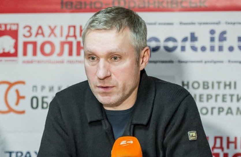 Сергей Гупаленко, фото НФК Ураган