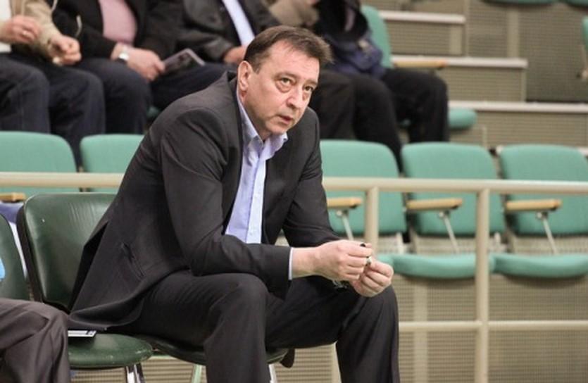 Желько Лукайич неожиданно остался без работы, фото Ирины Сомовой
