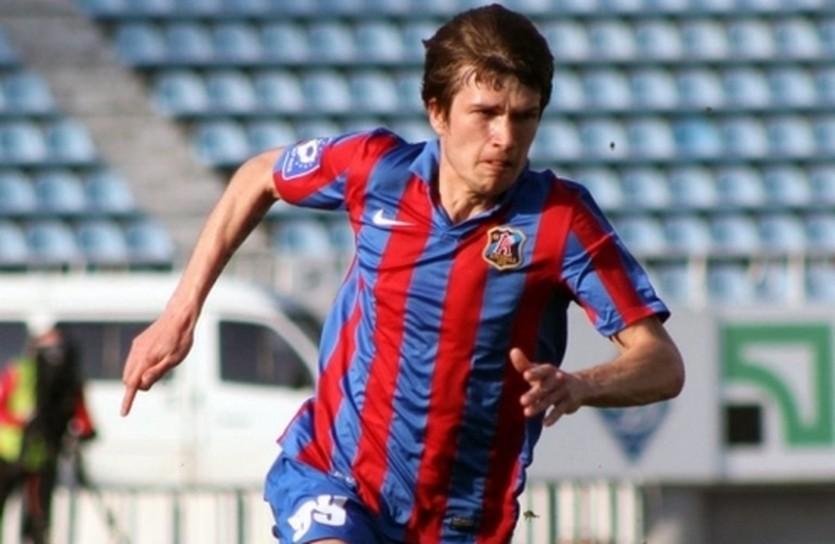 Олег Герасимюк, фото ФК Арсенал