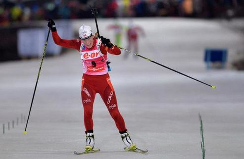 Тора Бергер, biathlonworld.com
