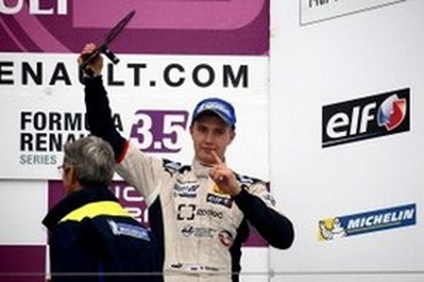Сергей Сироткин, autosport.com