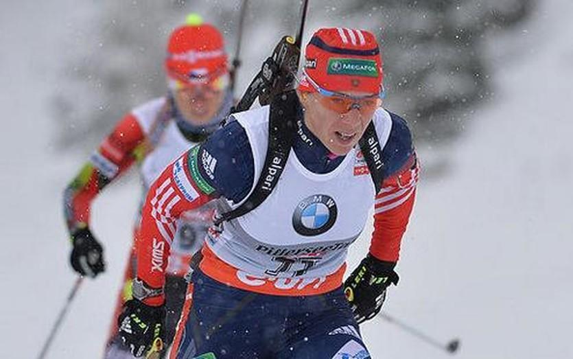 Ольга Зайцева, biathlonworld.com