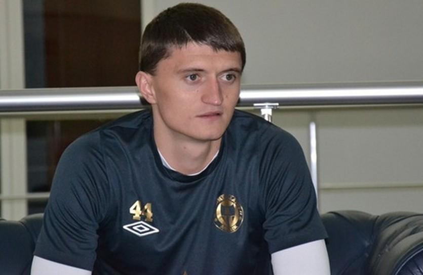 Василий Прийма, фото ФК Металлург Д
