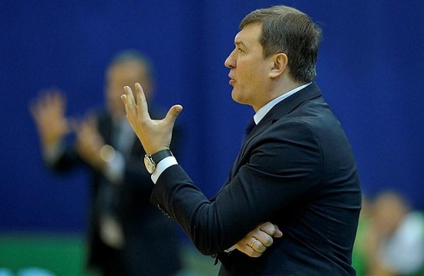 Виталий Черний, фото БК Киев