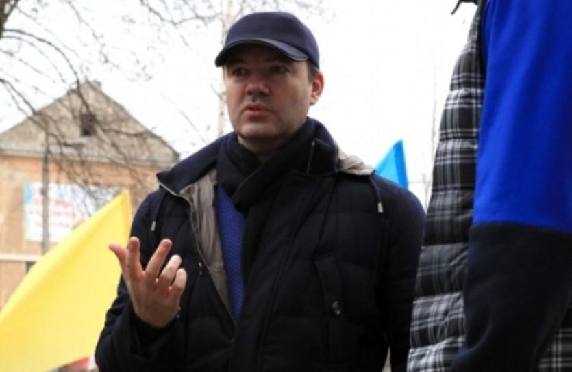 Валерий Кондратьев, фото БК Днепр