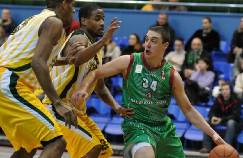 Артем Буцкий, фото iSport.ua