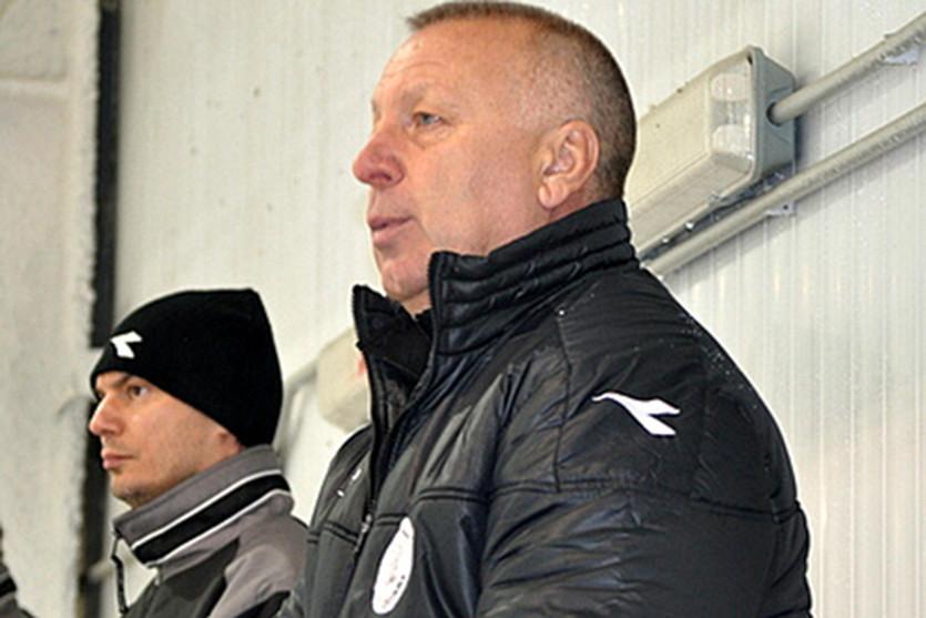 Александр Куликов, фото ХК Белый Барс