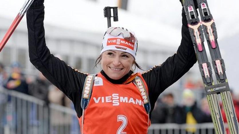 Андреа Хенкель, sportschau.de