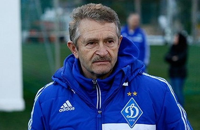 Леонид Миронов, фото ФК Динамо