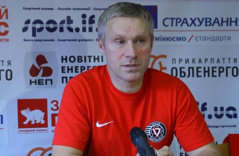Сергей Гупаланеко, фото НФК Ураган