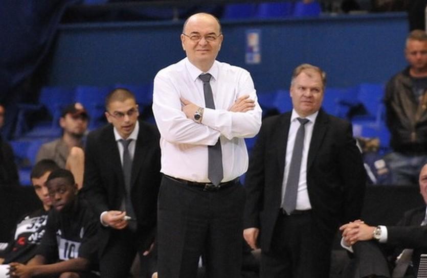 Душко Вуйошевич, справа - Велимир Гашич, фото iSport.ua