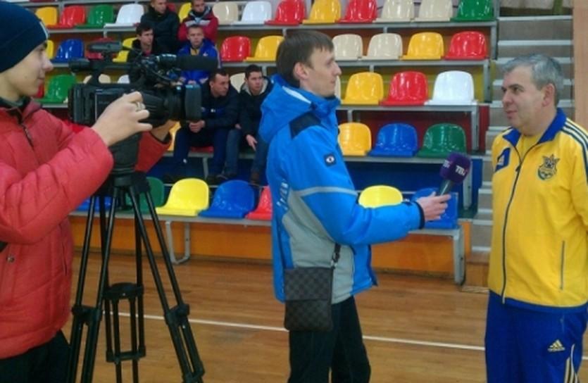 Евгений Рывкин, фото АФУ