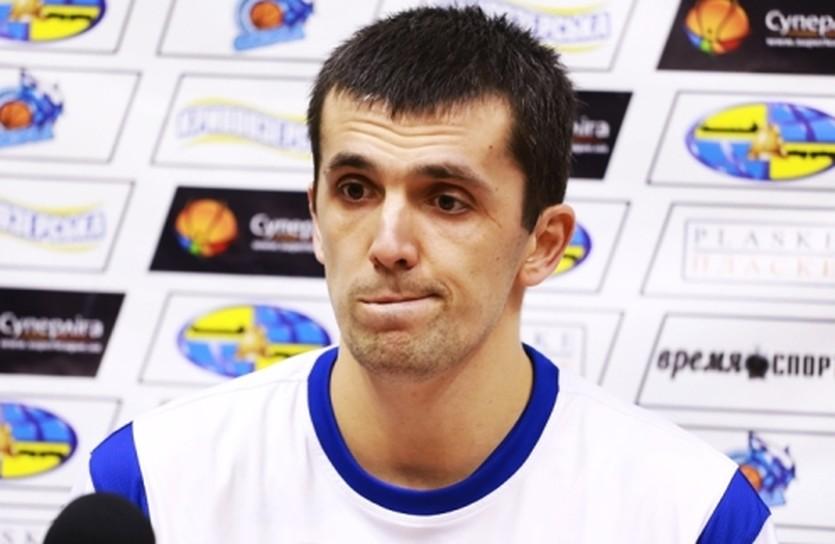 Андрей Агафонов, фото БК Одесса