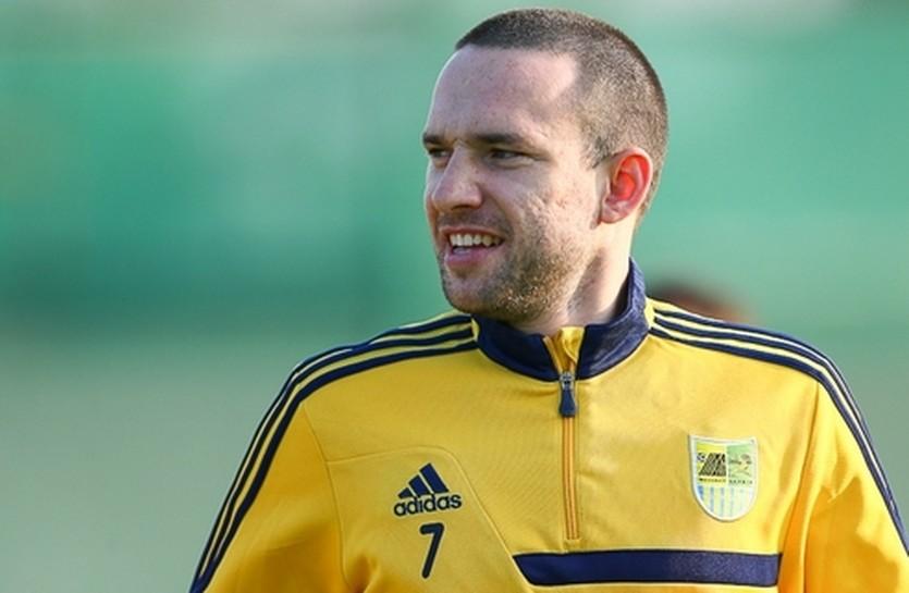 Андрей Богданов, фото ФК Металлист