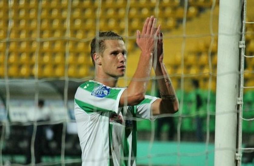 Грегор Балажиц, фото ФК Карпаты