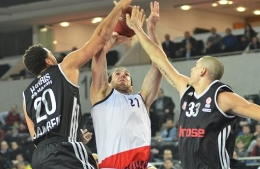 Владимир Голубович против Бамберга, eurocupbasketball.com