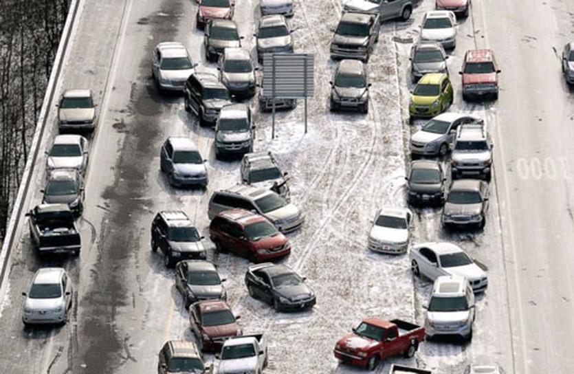 Погодные условия в Атланте