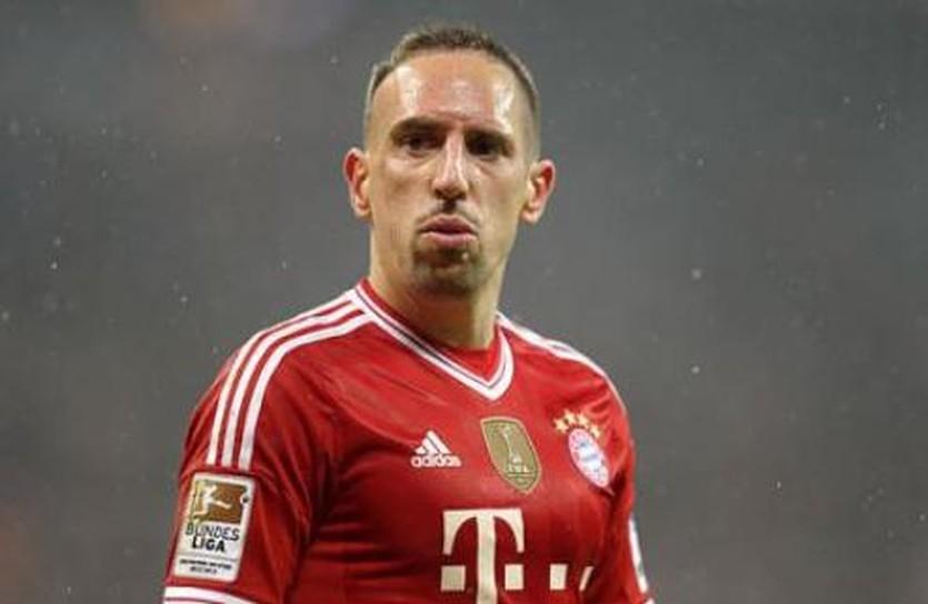 Франк Рибери, ФК Бавария