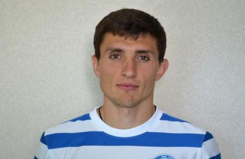 Александр Максимов, фото ФК Севастополь
