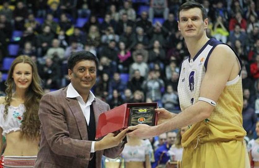 Дариуш Лавринович, фото Р.Шевчука, iSport.ua