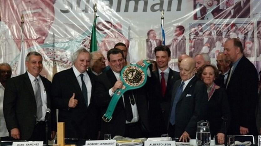 Pepe Rodriguez / WBC