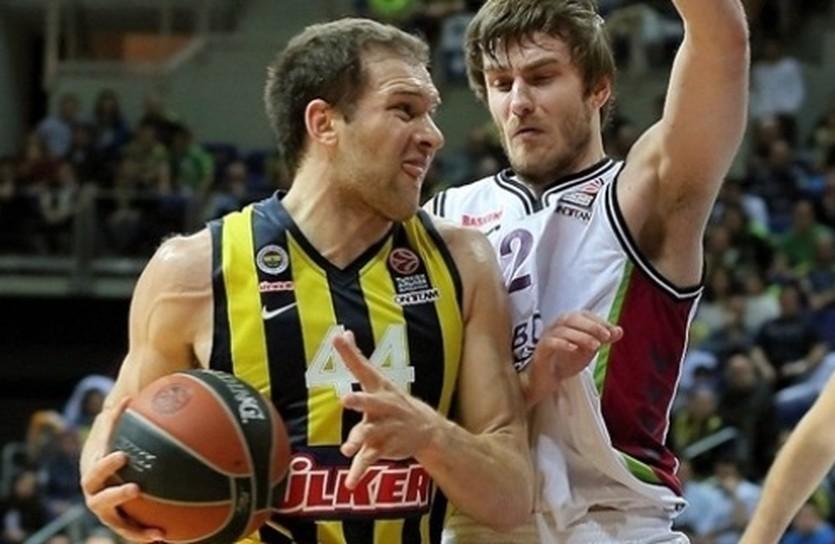 Боян Богданович, фото euroleague.net