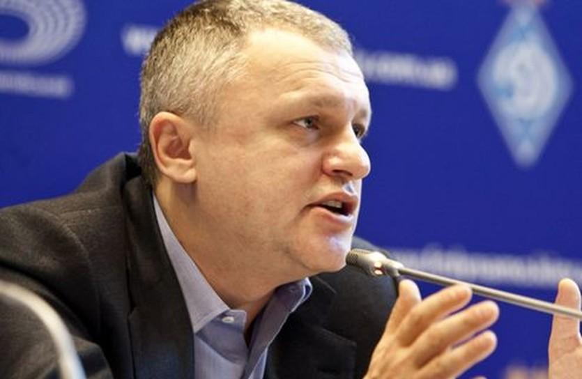 Игорь Суркис, obdynamo.kiev.ua