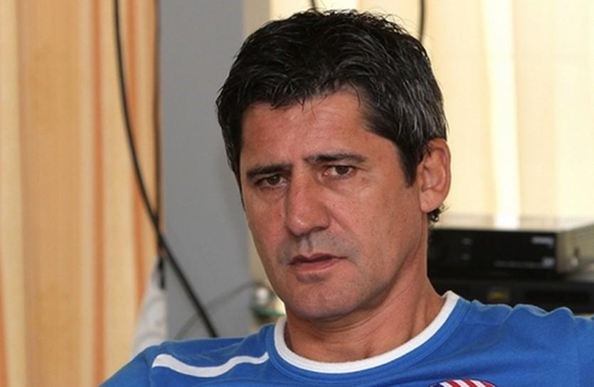 Николай Костов, фото СК Таврия