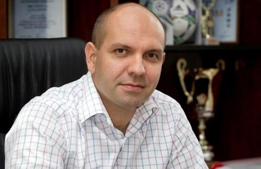Андрей Шевчук, фото ФК Металлург З