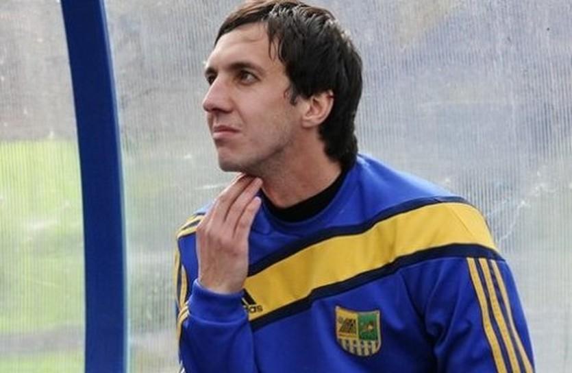 Вячеслав Шарпар, фото ФК Металлист