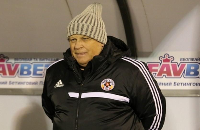 Виталий Кварцяный, фото ФК Волынь