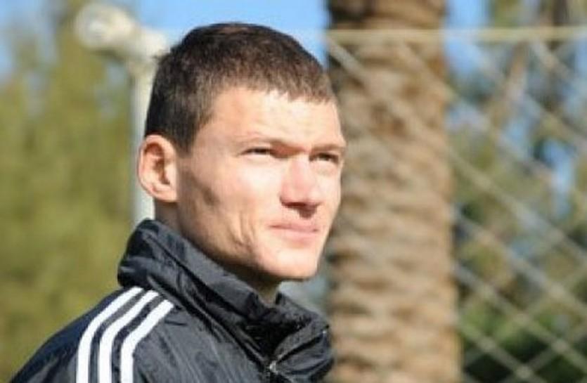 Александр Матвеев, фото ФК Ворскла