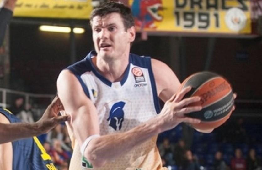 Дариуш Лавринович, фото eurocupbasketball.com