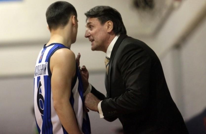 Вальдемарас Хомичюс, фото БК Днепр