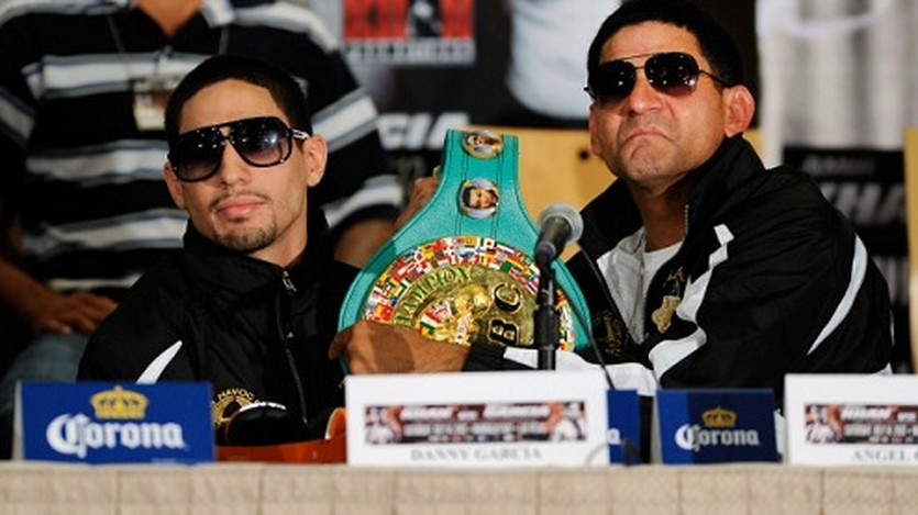 Дэнни и Анхель Гарсия, David Becker/Getty Images