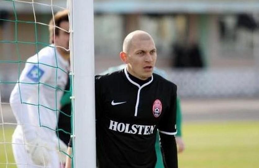 Никита Каменюка, фото  Football.ua