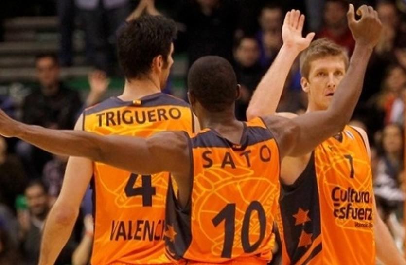 Валенсия шокировала немцев, фото eurocupbasketball.com