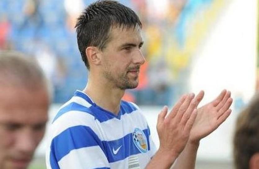 Андрей Гурский, фото fcsevastopol.com