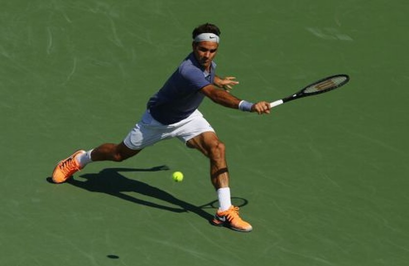 Федерер снова безупречен, Getty Images