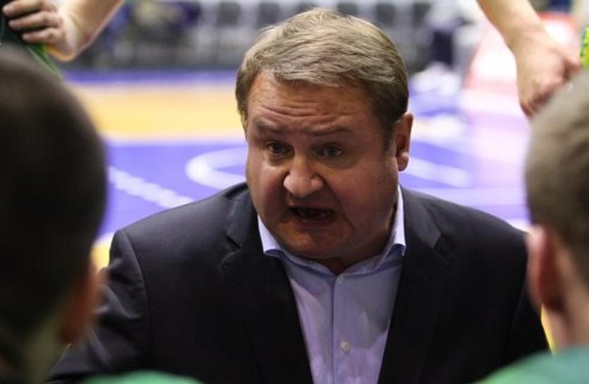 Евгений Мурзин, фото БК Ферро-ЗНТУ