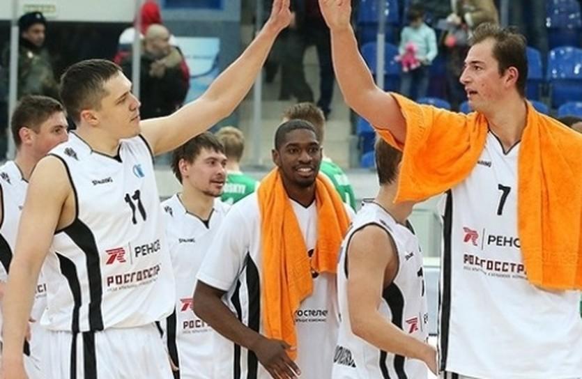 Нижний Новгород, фото eurocupbasketball.com