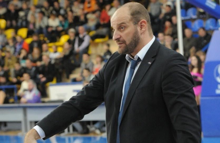 Звездан Митрович, фото БК Азовмаш