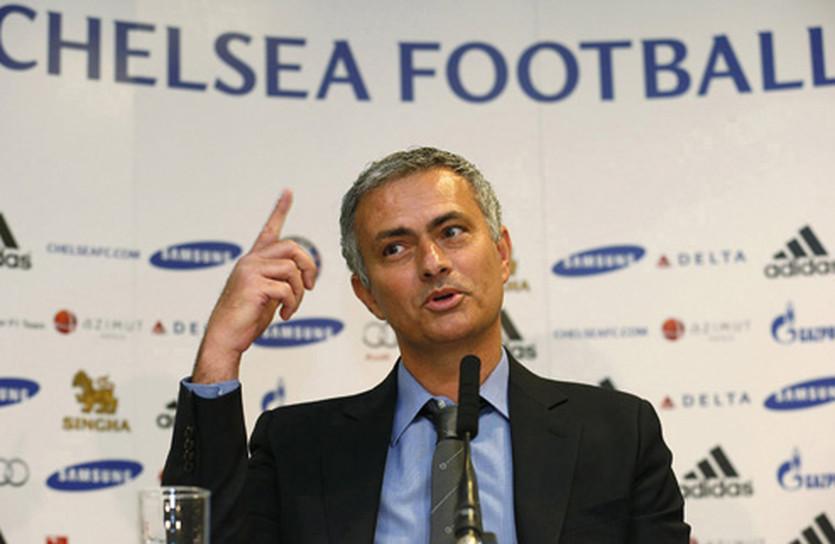 Жозе Моуриньо, фото ФК Челси