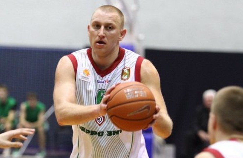 Яков Змитрович, фото БК Ферро-ЗНТУ