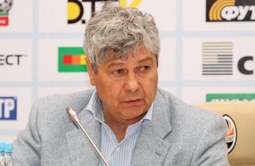 Мирча Луческу, фото ФК Металлист